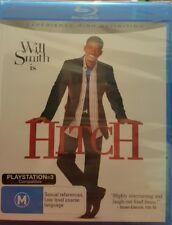 *Brand New & Sealed*  Hitch (Blu-ray Movie 2006) Will Smith Romcom, Region B AUS