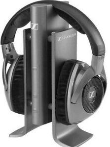 Sennheiser RS180 Digital Wireless TV Headphones - BNIB Sealed New. RRP was $550!