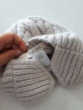 Reiss wool hat wool acrylic 50 /50 % bean hat