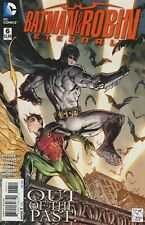 Batman & Robin Eternal #6 Comic 2016 - DC Comics - Catwoman Nightwing Gotham
