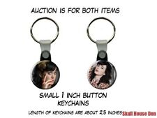 Katy Perry Beautiful Diva set of 2 Key Chains