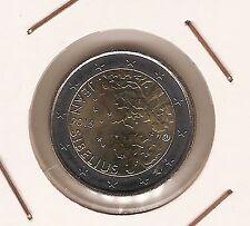FINLANDIA 2015  2€ CONMEMORATIVA SIBELIUS
