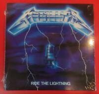 RIDE THE LIGHTNING [Digipak] by METALLICA (CD, 1984 - USA - Blackened) BRAND NEW