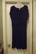 Womens Blue Dress Size XL
