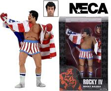 Action Figure Rocky Balboa serie 2 40th Anni. Rocky IV 7-Inch Neca