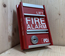 FCI MS-2 Fire Alarm Pull Station Conventional