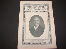 The Youth's Companion, November 10,1904, Reverend Charles Wagner, French Pastor
