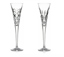 Waterford Crystal Heritage Champagne Flutes Set of 2