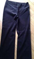 ISDA & Co. Dark Brown Pin Wale Corduroy Pants Women's Size 12