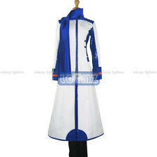 VOCALOID Kaito Blue and White Uniform COS Cloth Cosplay Costume