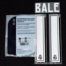 Real Madrid Bale 11 2015/16 Camiseta De Fútbol Nombre/Número Conjunto de Distancia Reproductor De Tamaño