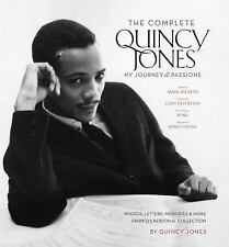 The Complete Quincy Jones My Journey And Passions (Hardcover) Signed