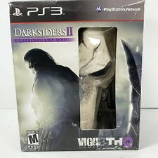 Darksiders II Collector's Edition (Sony PlayStation 3, 2012) PS3 - Complete