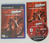 MXrider Playstation 2 PS2 PAL +Fast Free UK Delivery