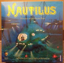 Nautilus Board Game NEW Sealed Mayfair Games Kosmos 3301 Makers of Catan games