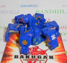 Bakugan Dynamo Blue Aquos New Vestroia Trap & cards