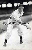 Vintage Photo 42 - Cleveland Indians - Don Black