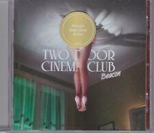 TWO DOOR CINEMA CLUB - BEACON CD - Pre-owned - Acceptable