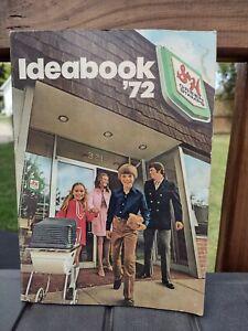Vintage 1972 S&H Green Stamp IdeaBook Of Distinguished Merchandise Catalog #77