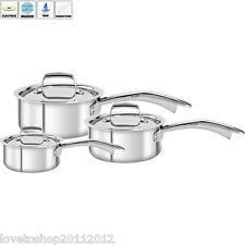 Zwilling J.A Henckels - Truclad 3-Piece Cookware Set - 40160-001