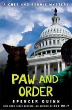 Paw and Order: A Chet and Bernie Mystery (The Chet