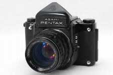 [Exc+++] Pentax 6×7 67 Mup Eye Level w/ SMC Takumar 105mm  from Japan #232