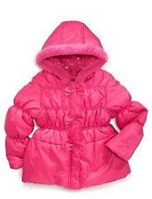 Pink Platinum Toddler Girls Puffer Hooded Winter Jacket Coat-2T NWT