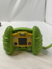 Discovery Kids Digital & Video Kids Camera Blue And Green USB Compatible 120 Pix