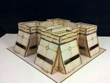 Pantheon scenery terrain warhammer 40k Necron Wargames wargaming building legion