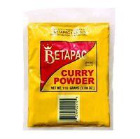 BetaPac Curry Powder Jamaica Jamaican 110 g 3.88 oz (Pack 3)