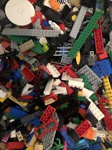 Lego Bricks 1kg of Mixed Bricks Plates Parts Friends Star Wars Bundle