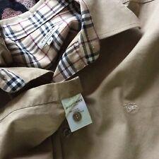 BURBERRY London Casual Dress  Shirt Sz M