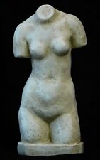 Art Deco Sculpture Decorative Home Decor Torso Venus Statue Aphrodite Figurine