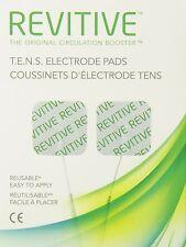 Revitive almohadillas Electrodos Tens
