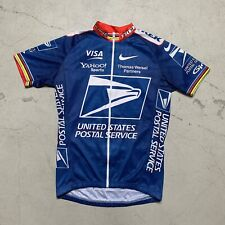 US POSTAL 2002 World Champion rider issue cycling jersey cyclisme maillot RARE