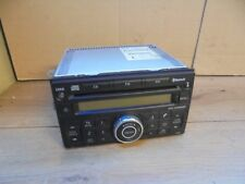 NISSAN RADIO STEREO 6 CD CHANGER PLAYER UNIT 28185JD40A / PN-2804F