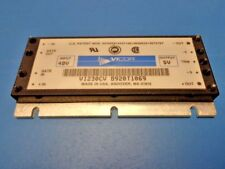 (1) VICOR VI-230-CV DC/DC CONVERTER 48V INPUT 5V OUTPUT