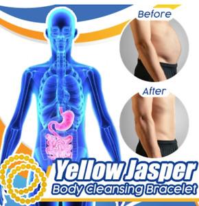 Yellow Jasper Body Cleansing Bracelet