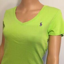 Ralph Lauren Sport Shirt Polo Size Large New Green D1