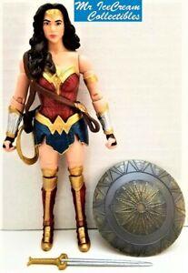 DC Comics Multiverse Wonder Woman Movie Ares Series Gal Gadot Wonder Woman