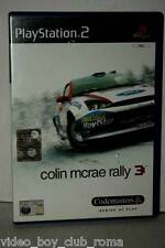 COLIN MCRAE RALLY 3 GIOCO USATO OTTIMO SONY PS2 EDIZIONE ITALIANA MC3 36494