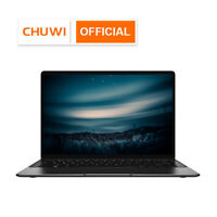 "CHUWI HeroBook 14.1"" Laptop Windows 10 OS Intel Quad Core Notebook PC 4+64GB UK"