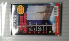 Ultra Pro Postcard Soft Sleeves Archival Safe (1 Pack of 100)