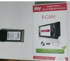 CAM HD CI+ PER LA VISIONE DI SKY SU DIGITALE TERRESTRE
