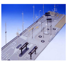 Kato 23-416 N Scale Station Area Scenery Detail Parts UniTrack