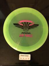 Innova Champion Colossus Bright Green Innova Air Force Stamp Purple Black