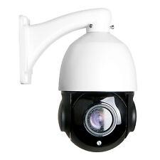 2.0Megapixel Sony CMOS P2P IP Network 18x Optical Zoom 1080P PTZ Security Camera