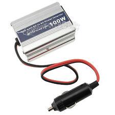 100W DC 12V to AC 110V Car Cigarette Lighter Power Inverter Converter USB Port