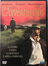 Dvd L'Avventuriero - The Pavillon con Craig Sheffer e Patsy Kensit 1999 Usato