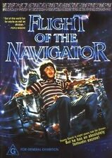 Flight of The Navigator The Best of Family Region 4 DVD EXC